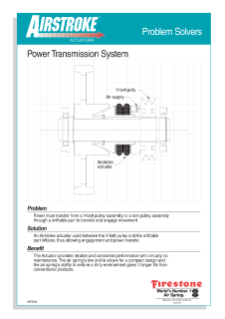 Power Transmission System
