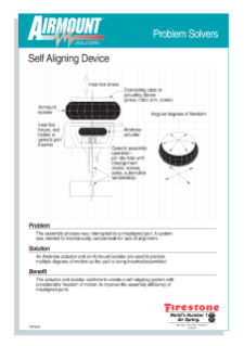 Self Aligning Device
