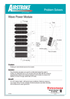 Wave Power Module