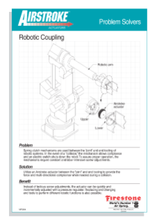 Robotic Coupling